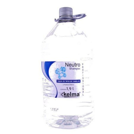 Shampoo Kelma Neutro 1,900ml sem sal