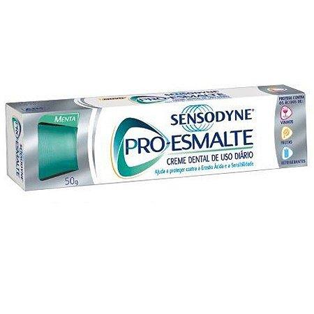 Creme Dental Sensodyne 50gr Pro-Esmalte
