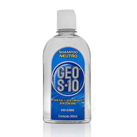 GEO S 10 SHAMPOO AC 300ML