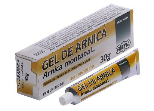 GEL DE ARNICA 30G ADV