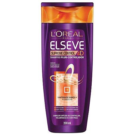Shampoo ELSEVE SUPREME CONTROL 4D 200ML