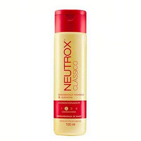 Condicionador Neutrox Classico 100ml