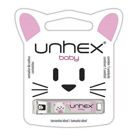 Unhex Cortador de Unha Baby Gatinha/ Hipo