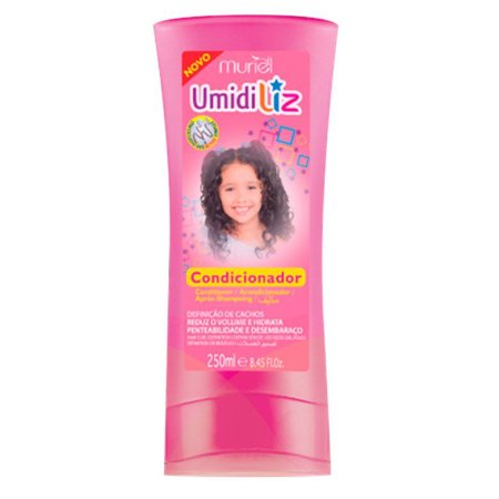 Condicionador Umidiliz Kids 250ml