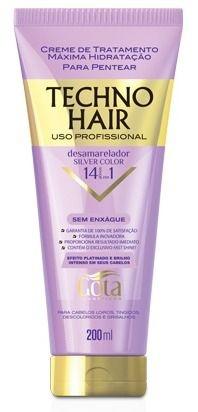 Techno Hair Creme sem Enxague 200mL