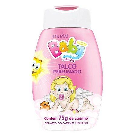 Talco Muriel Baby 50gr Menina