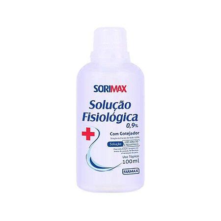 SORO FISIOLOGICO 100ML - Sorimax