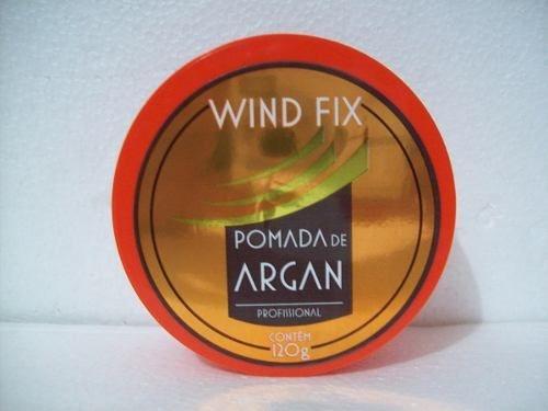 Pomada Modeladora Wind Fix Argan 120g