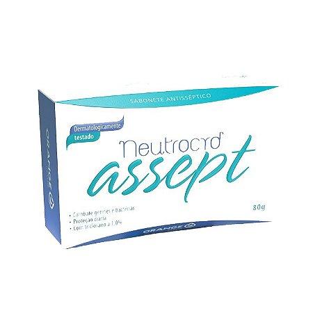 Neutrocyd Assept Sabonete 80gr