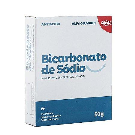 Bicarbonato De Sódio ADV Po 50gr