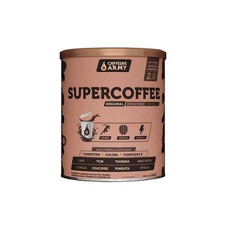 SUPERCOFFEE CAFFEINE ARMY - 220G