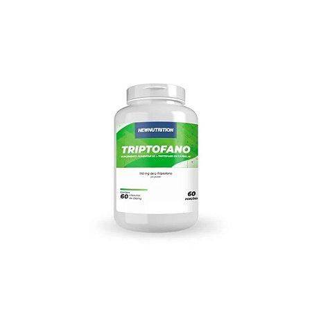 TRIPTOFANO NEWNUTRITION - 60 CAPS