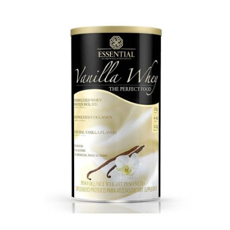 VANILLA WHEY ESSENTIAL - 900G