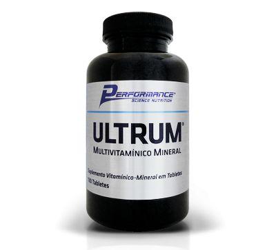 ULTRUM MULTIVITAMINICO PERFORMANCE - 100 TABLETES