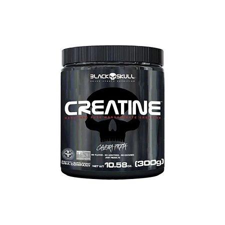 CREATINA BLACK SKULL - 300G