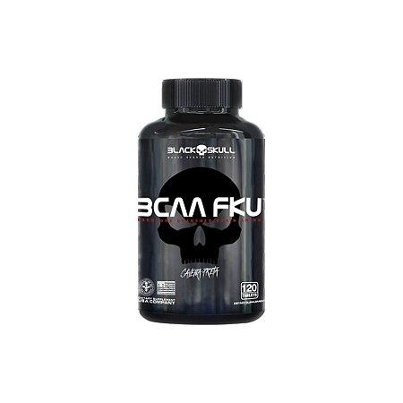 BCAA FKU BLACK SKULL - 120 TABLETS