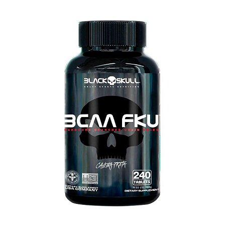 BCAA FKU BLACK SKULL - 240 TABLETS