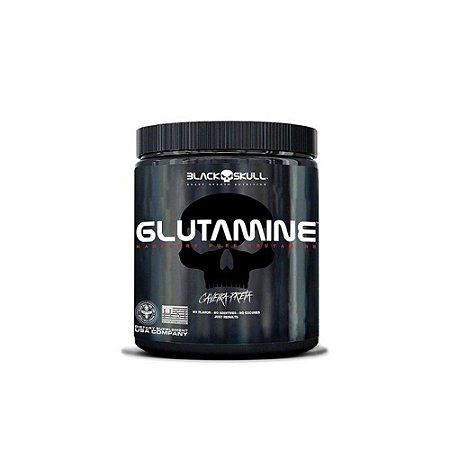 GLUTAMINA BLACK SKULL - 300G
