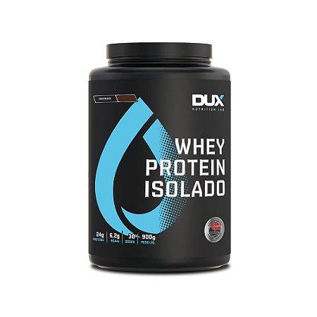 WHEY PROTEIN ISOLADO DUX NUTRITION - 900G