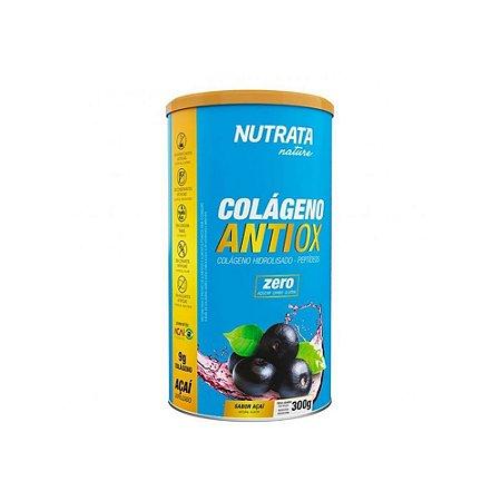 COLÁGENO ANTIOX AÇAÍ NUTRATA - 300G