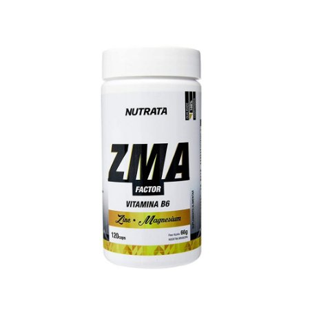 ZMA NUTRATA - 120 CAPS