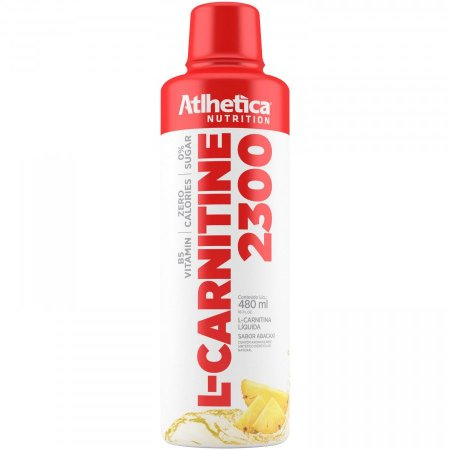 L- CARNITINE 2300 ATLHETICA - 960ML