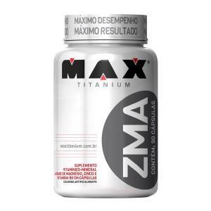 ZMA MAX TITANIUM - 90CAPS