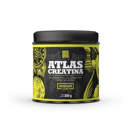 ATLAS CREATINA IRIDIUM - 300G