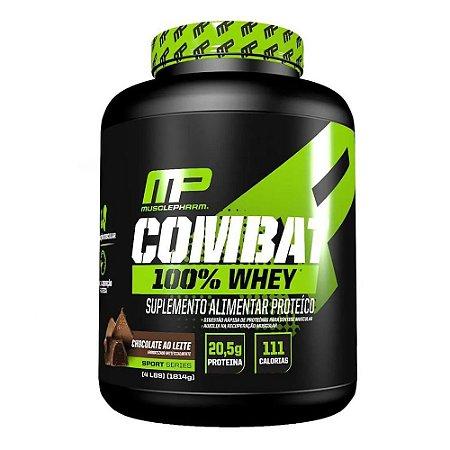 COMBAT 100% WHEY MUSCLE PHARM - 1,8KG