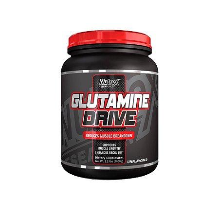 GLUTAMINE DRIVE NUTREX - 1KG