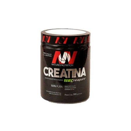 CREATINA CREAPURE NATURES NUTRITION - 300G