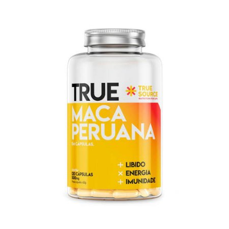 TRUE MACA PERUANA - 60 TABLETS