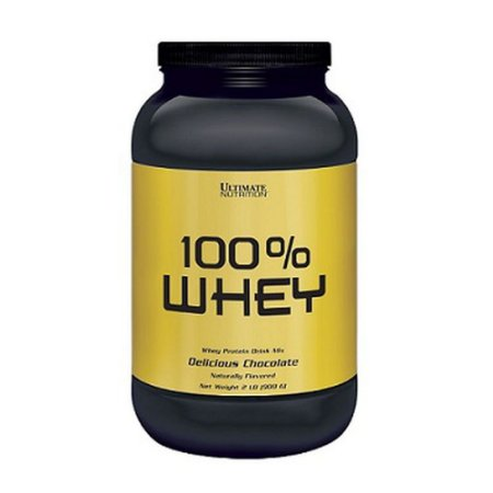 100% WHEY ULTIMATE NUTRITION - 900G