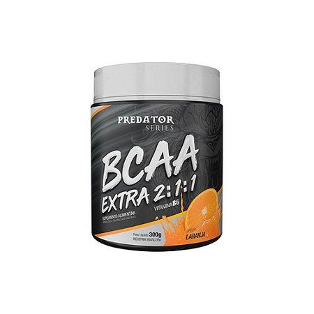 BCAA EXTRA 2:1:1 NUTRATA - 300G