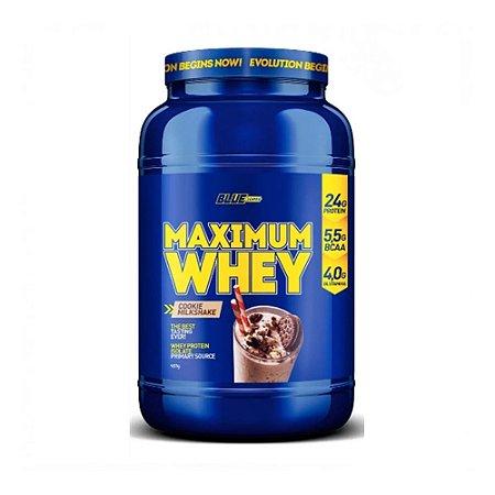 MAXIMUM WHEY BLUE SERIES - 900G