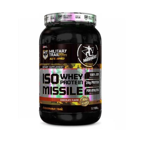 ISO WHEY PROTEIN MISSILE MIDWAY - 900G