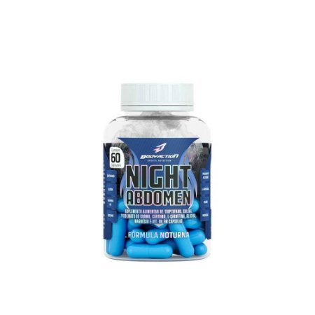NIGHT ABDOMEN BODYACTION - 60 CAPS