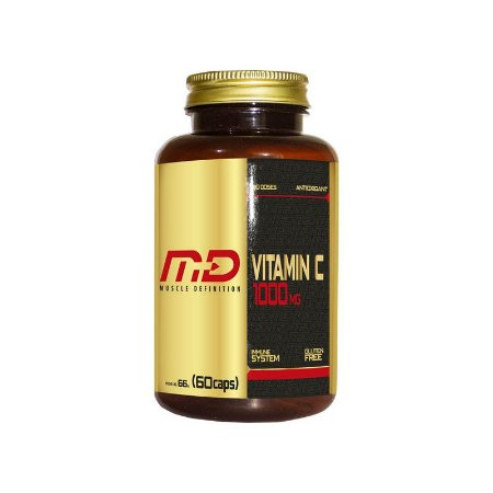 VITAMIN C 1000MG MUSCLE DEFINITION - 60 CAPS