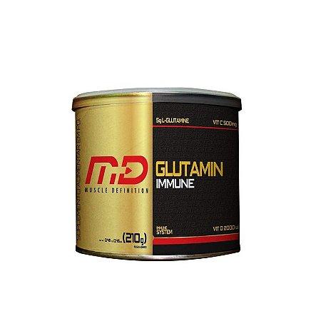 GLUTAMIN IMMUNE MUSCLE DEFINITION - 210G