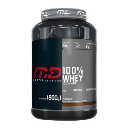 100% WHEY MUSCLE DEFINITION - 900G