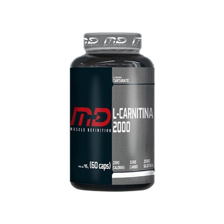 L-CARNITINA 2000 MUSCLE DEFINITION - 100 CAPS