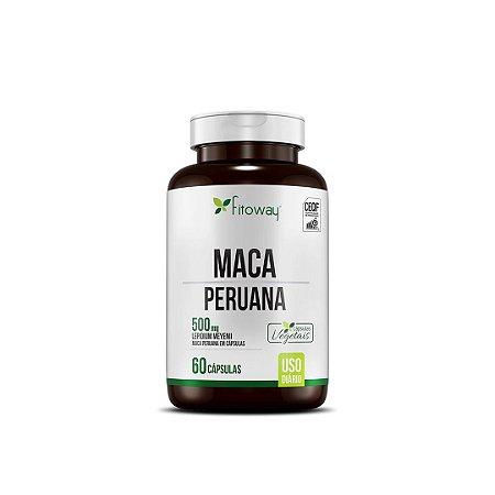 MACA PERUANA FITOWAY - 60 CAPS