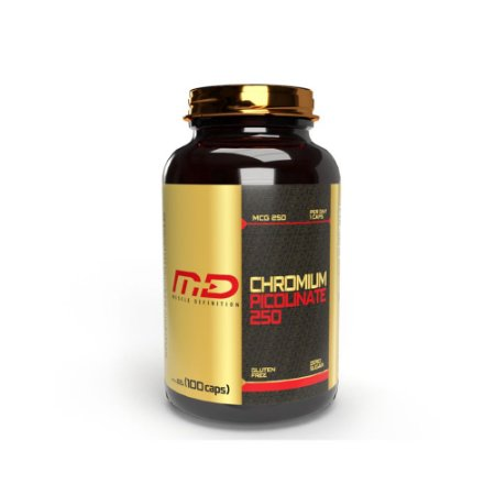 CHROMIUM PICOLINATE 250 MUSCLE DEFINITION - 100 TACAPS