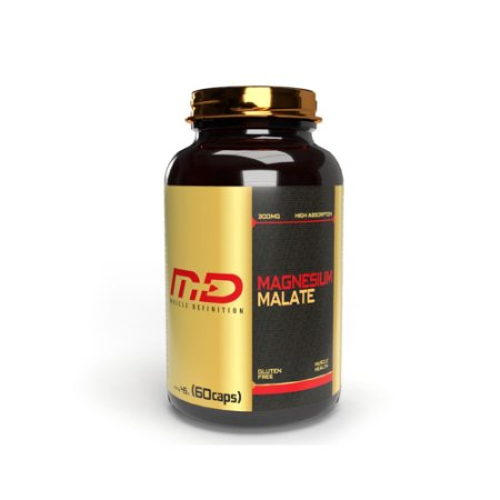 MAGNESIUM MALATE MUSCLE DEFINITION - 60 CAPS