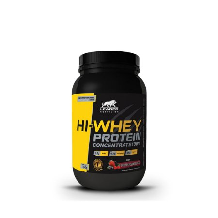 HI-WHEY PROTEIN LEADER NUTRITION - 900G