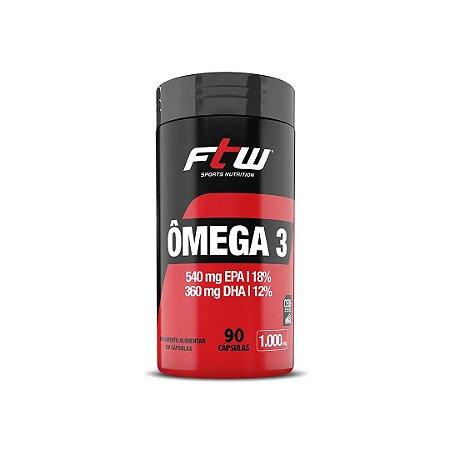 OMEGA 3 FTW 1000MG - 90 CAPS