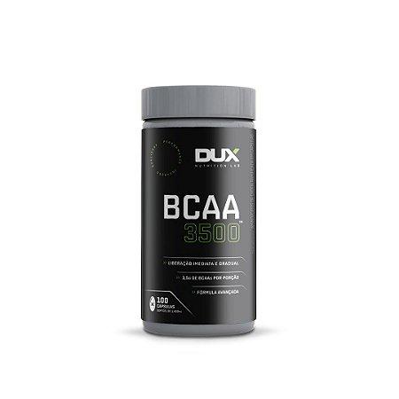 BCAA 3500 DUX - 100 CÁPSULAS