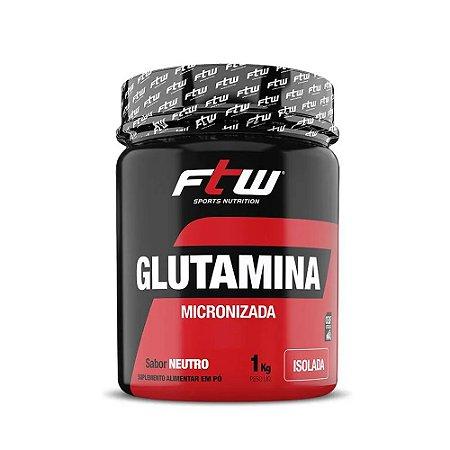 GLUTAMINA MICRONIZADA FTW - 1KG