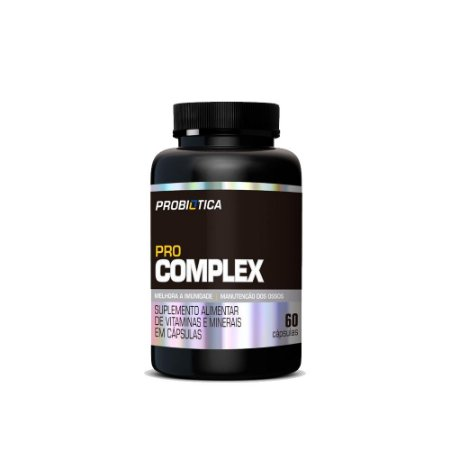 PRO COMPLEX PROBIOTICA - 60 CAPS