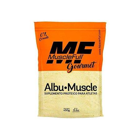 ALBU MUSCLE MUSCLEFULL - 450G